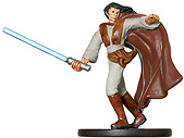 Star Wars Miniature - Young Jedi Knight, #56 - Common